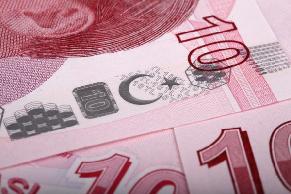 Cambio euro moneta turca