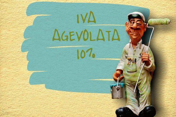 IVA AGEVOLATA 10